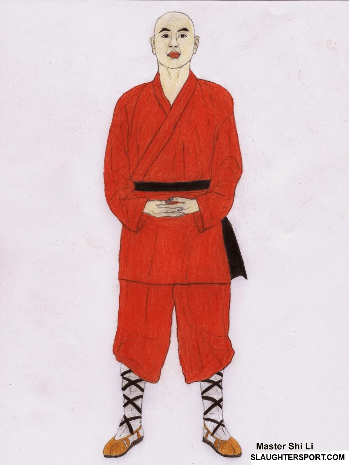 Master Shi Li SLAUGHTERSPORT.COM