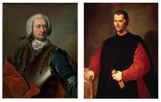 Marquis de Sade Machiavelli SLAUGHTERSPORT.COM